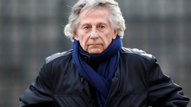 Film director Roman Polanski arrives at the Madeleine Church to attend a ceremony during a 'popular tribute' to late French singer and actor Johnny Hallyday in Paris, France, December 9, 2017.