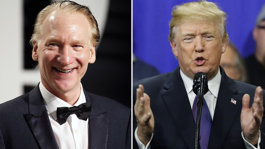 Bill Maher Updates His Trump 'Dictator Checklist' After News of Military Parade