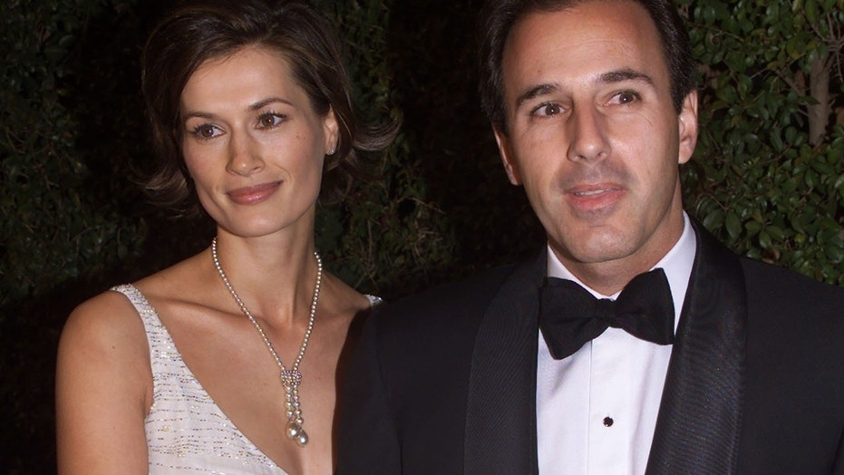 Annette Roque, Matt Lauer's estranged wife, was spotted in Amsterdam last week.
