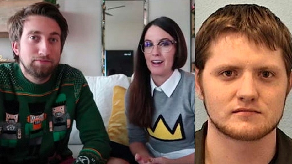 Armed fan who broke into YouTuber's home was shot dead by police
