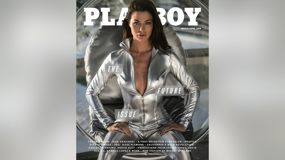 Ideal Playboy names Jenny Watwood as March 2018 Playmate | Fox News LQ14