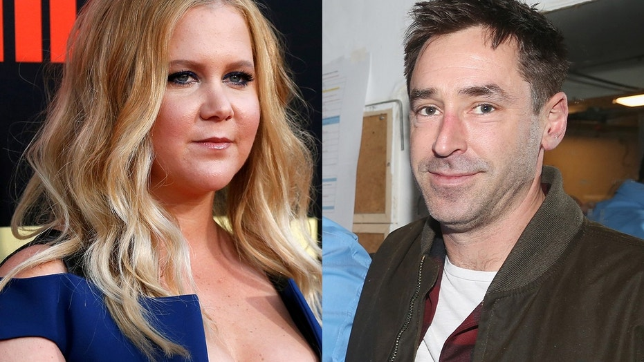 Amy Schumer 'marries boyfriend Chris Fischer'
