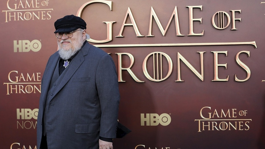 George RR Martin Offers Update on 'The Winds of Winter'