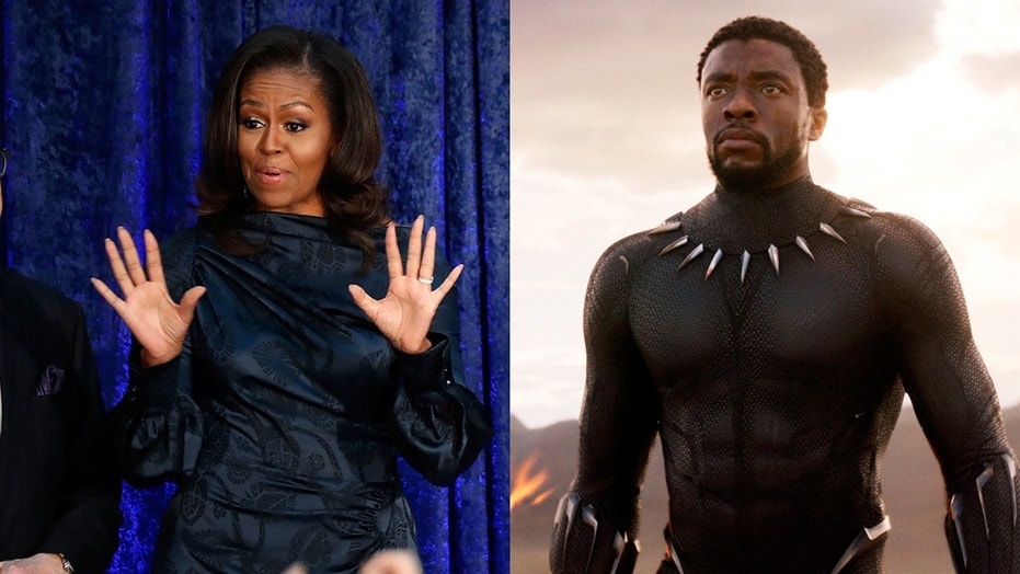 Michelle Obama, Will Smith Congratulate 'Black Panther' On Massive Success