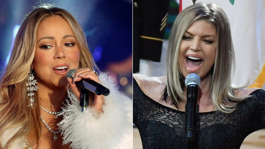 Mariah Carey gave some advice to Fergie after her disastrous national anthem performance.