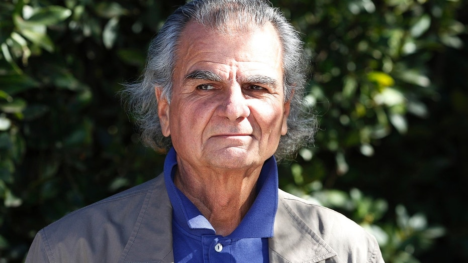 French fashion photographer Patrick Demarchelier poses at the first annual UNICEF Women of Compassion Luncheon in  Los Angeles, California  February 11, 2011.