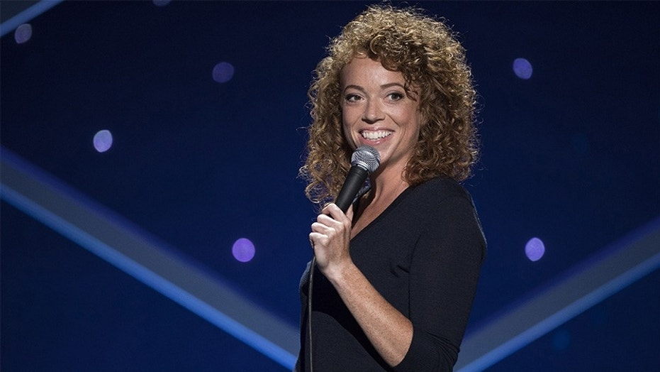 Comedian Michelle Wolf recently premiered her hour-long HBO special.