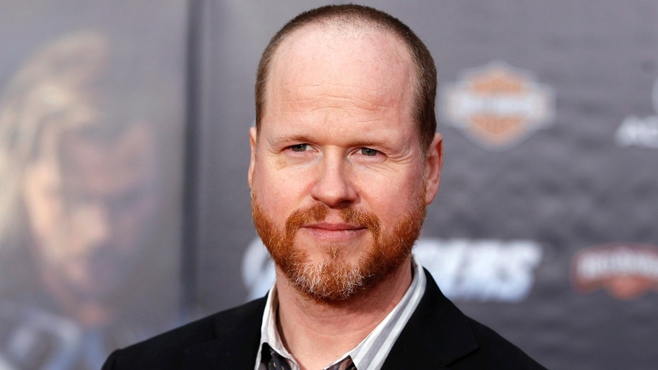 "Director Joss Whedon poses at the world premiere of the film ""Marvel's The Avengers"" in Hollywood, California April 11, 2012. REUTERS/Danny Moloshok (UNITED STATES - Tags: ENTERTAINMENT) - GM1E84C10L601"