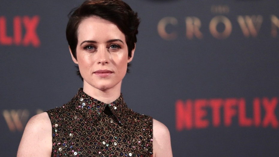 "Actor Claire Foy, who plays Queen Elizabeth II, attends the premiere of ""The Crown"" Season 2 in London, Britain, November 21, 2017"