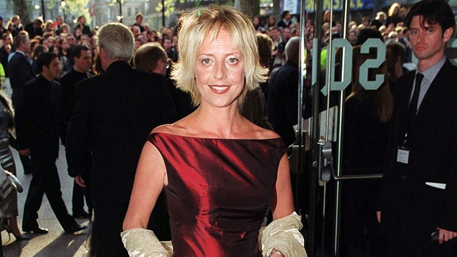 FILE - In this file photo dated April 27, 1999, British actress Emma Chambers on the des carpet in London. The actress known for her roles in TV series