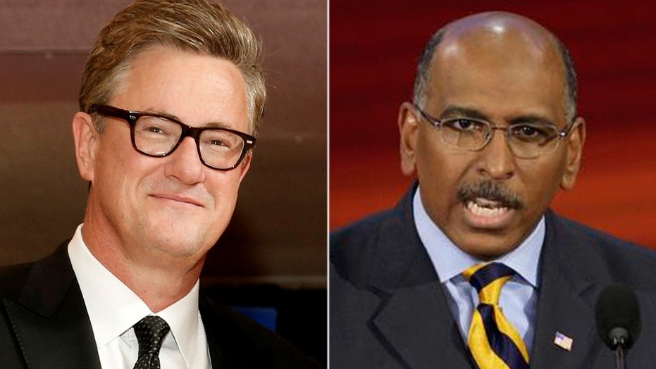 """Morning Joe"" namesake Joe Scarborough joked that then-RNC head Mike Steele was elected because he is black in 2009."