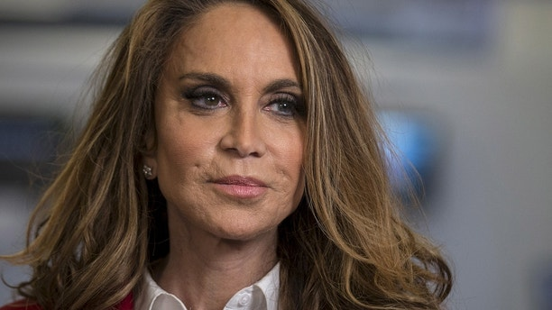 Political blogger Pamela Geller, American Freedom Defense Initiative's Houston-based founder, speaks during an interview in New York May 28, 2015.