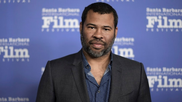 Jordan Peele attends the 2018 Santa Barbara International Film Festival Outstanding Directors of the Year Award ceremony at the Arlington Theatre on Tuesday, Feb. 6, 2018, in Santa Barbara, Calif. (Photo by Richard Shotwell/Invision/AP)