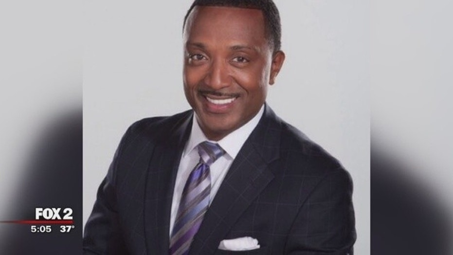 Malcom Maddox, morning anchor for WXYZ-TV in Detroit, has been named in a $100 million lawsuit, according to reports.