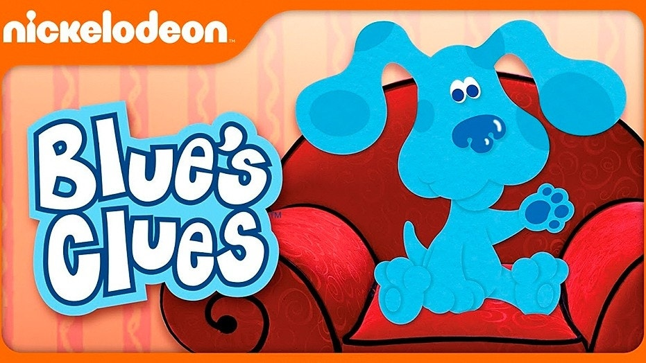 """""""Blue's Clues"""" is returning to Nickelodeon for a 20-episode reboot."""