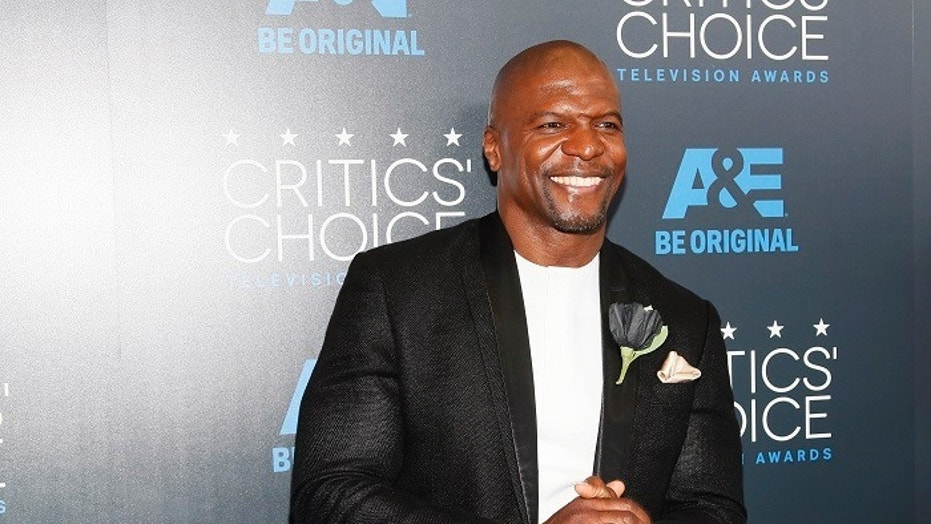No Charges for Male Agent Accused of Groping Actor Terry Crews