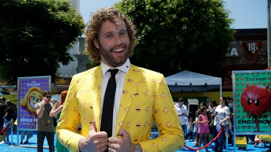 "T.J. Miller reportedly had a messy exit from the HBO comedy series ""Silicon Valley."""