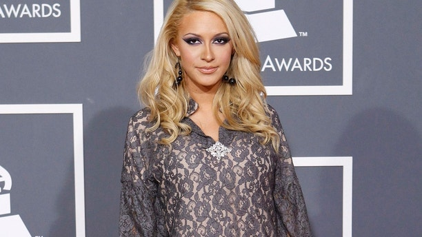 Singer Kaya Jones arrives at the 52nd annual Grammy Awards in Los Angeles January 31, 2010.