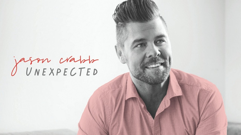 "Jason Crabb's new album ""Unexpected"" will be released on April 20."