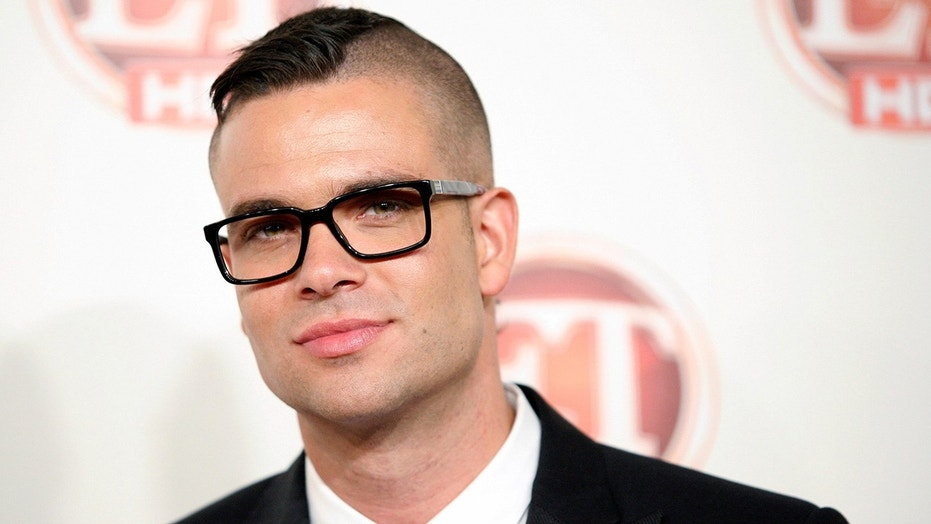 U.S. actor Mark Salling arrives at the Entertainment Tonight Emmy Party in Los Angeles, California, U.S. September 19, 2011.