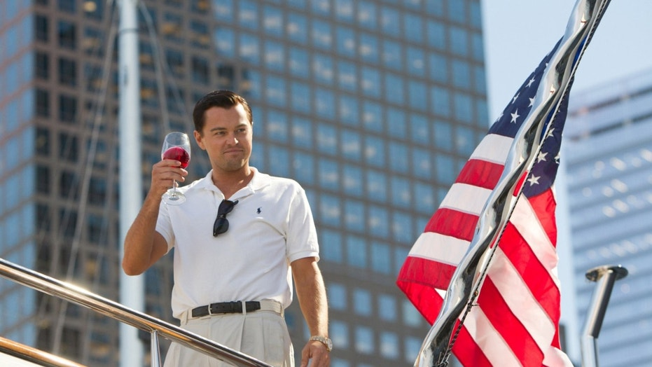 """Red Granite Pictures, the company behind the 2013 film """"The Wolf of Wall Street"""" has agreed to pay the U.S. government $60 million."""