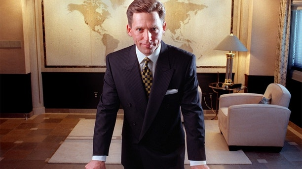 David Miscavige, 38, has been Scientology's leader for the past 11 years. (Robin Donina Serne/ St. Petersburg Times / PSG)