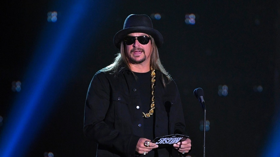 Kid Rock is slated to enter the WWE Hall of Fame's celebrity wing as part of an April 6 ceremony, just two days ahead of Wrestlemania 34, Billboard reported Monday.