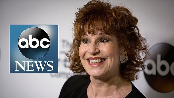 "Comedian Joy Behar arrives for ""A Celebration of Barbara Walters Cocktail Reception"" in New York May 14, 2014. Walters is set to retire after more than 5 decades in journalism.  REUTERS/Carlo Allegri (UNITED STATES - Tags: ENTERTAINMENT) - GM1EA5F0VP101"
