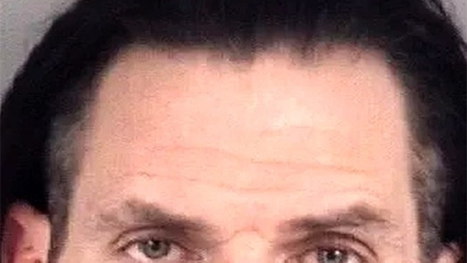Jeff Hardy was charged with a DWI in North Carolina.