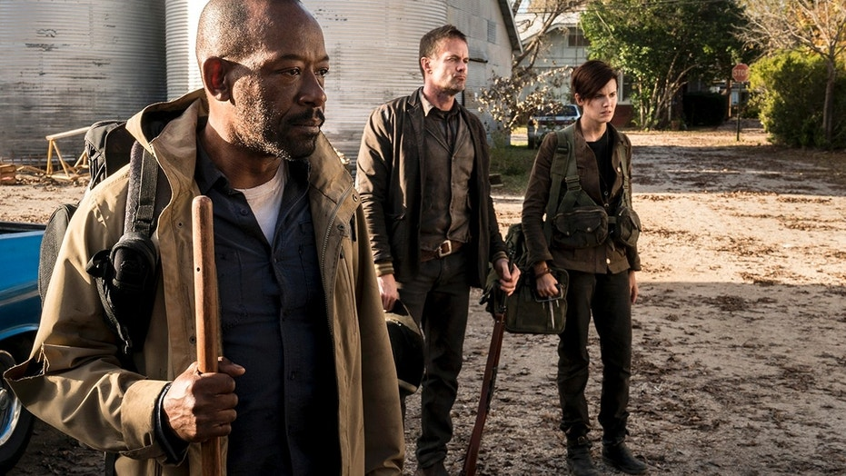 The Walking Dead/Fear the Walking Dead is Movie Theaters
