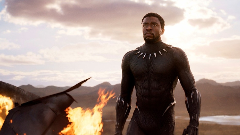 'Black Panther' topped 'Tomb Raider' in its fifth week at the box office