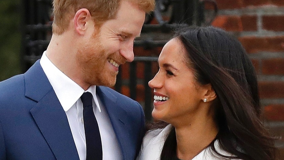 """Prince Harry and Meghan Markle will be the subjects of Lifetime's newest movie """"Harry & Meghan: A Royal Romance."""""""
