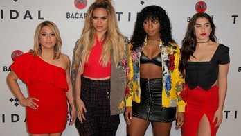 Fifth Harmony arrive for the TIDAL X benefit concert in New York October 17, 2017.