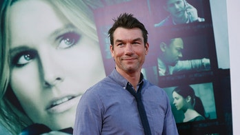 "Cast member Jerry O'Connell poses at the premiere of ""Veronica Mars"" in Hollywood, California March 12, 2014. The movie opens in the U.S. on March 14. REUTERS/Mario Anzuoni (UNITED STATES - Tags: ENTERTAINMENT) - GM1EA3D0X8201"