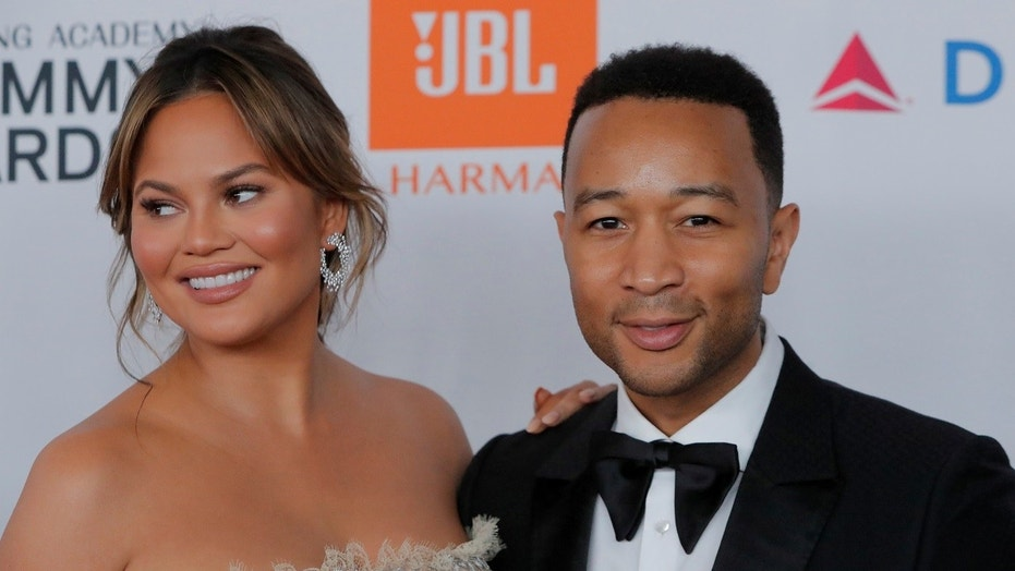 Here's Why Chrissy Teigen Didn't Take John Legend's Last Name