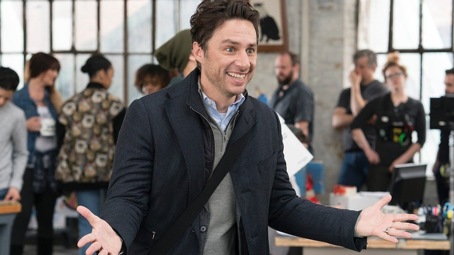 "Zach Braff stars in ""Alex, Inc.,"" a new series based on the story behind the creation of the podcast ""Startup."""
