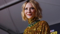 "World Premiere of ""Thor: Ragnarok"" – Los Angeles, California, U.S., 11/10/2017 - Cate Blanchett. REUTERS/Mario Anzuoni - HP1EDAB08433T"