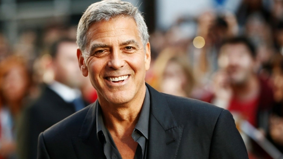 George Clooney wrote a letter to the Parkland high school students telling them he was proud of them.