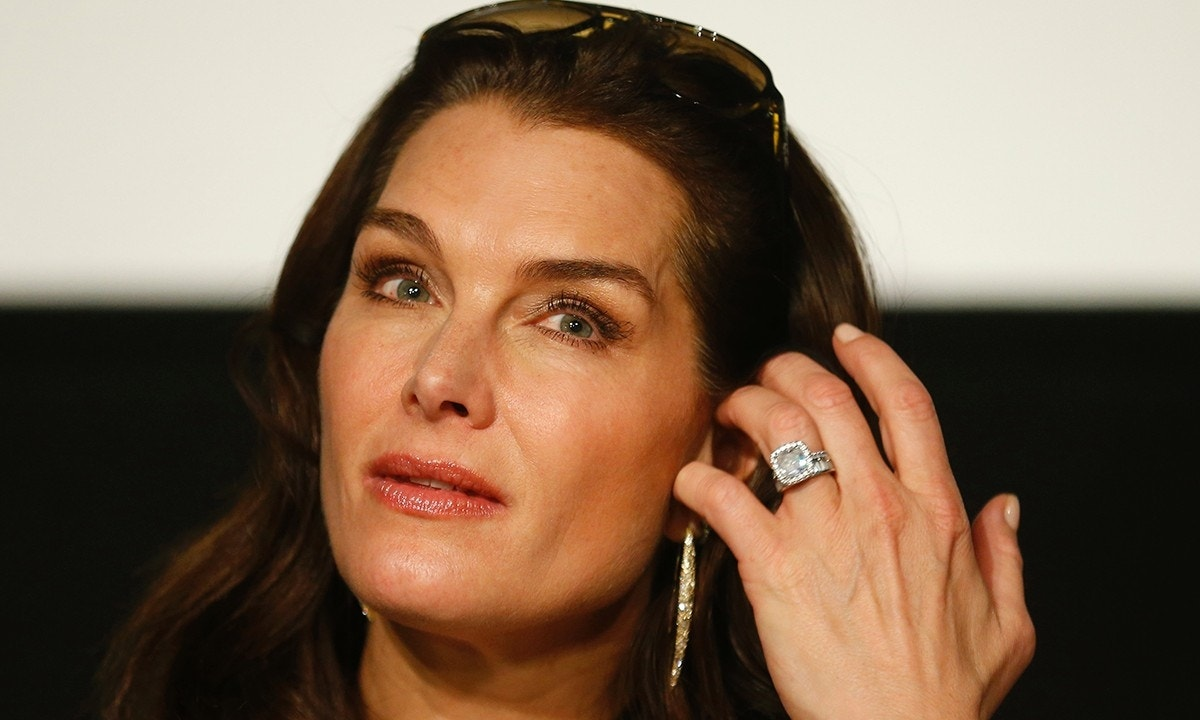 Brooke Shields Shows Off Fit Bikini Body At 52 Years Old