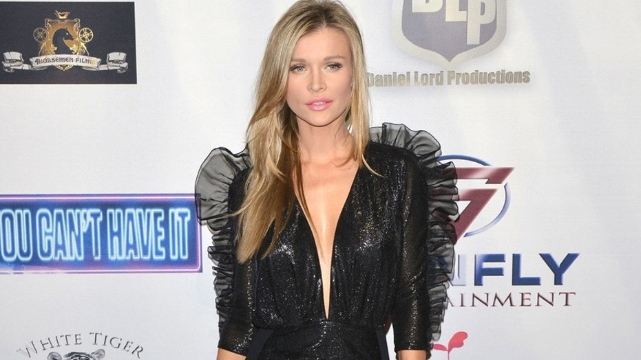 """Joanna Krupa attends the """"You Can't Have It"""" Los Angeles premiere."""
