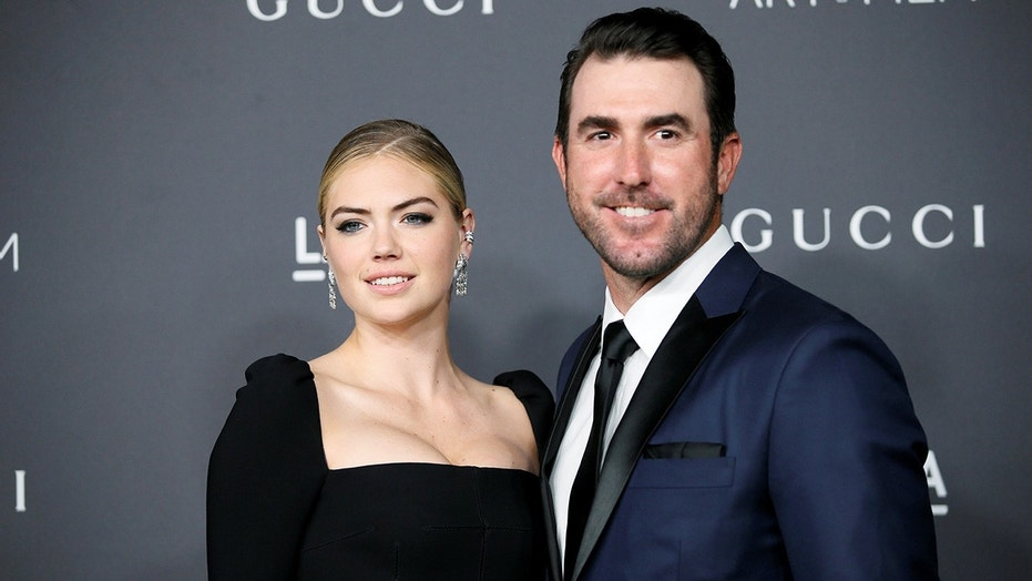 Houston Astros pitcher Justin Verlander revealed his then-fiancee Kate Upton made final decision on pivotal trade.