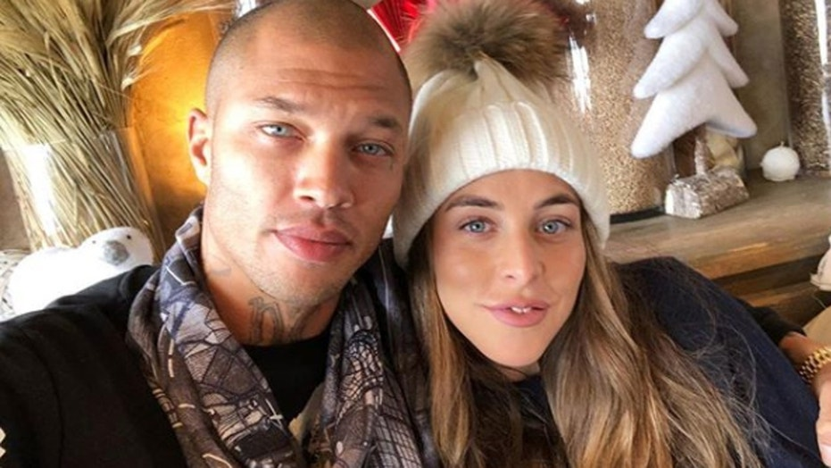 Felon-turned model Jeremy Meeks and Topshop heiress Chloe Green are reportedly pregnant.