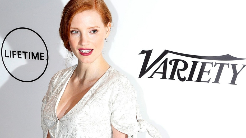 "Jessica Chastain explained why she is ""bothered' by nudity used in American cinema."