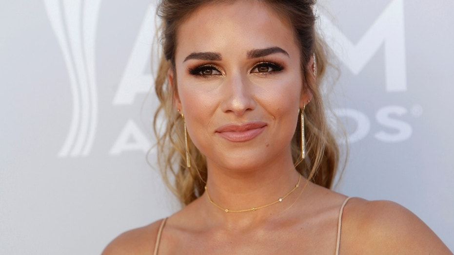 Jessie James Decker, husband Eric welcome son Forrest Bradley