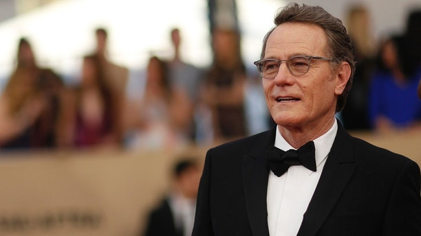 Actor Bryan Cranston arrives at the 23rd Screen Actors Guild Awards in Los Angeles, California, U.S., January 29, 2017.  REUTERS/Mario Anzuoni - HT1ED1U03OICO