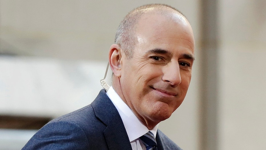 Matt Lauer puts NYC apartment up for sale.