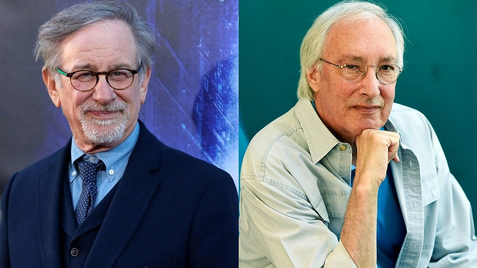 Steven Spielberg, left, is mourning the loss of his good friend Steven Bochco.