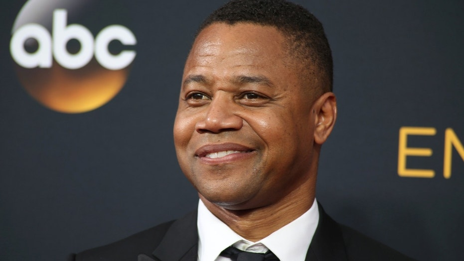 """Actor Cuba Gooding Jr. from FX """"The People v. O.J. Simpson: American Crime Story"""" arrivesat the 68th Primetime Emmy Awards in Los Angeles, California U.S., September 18, 2016"""