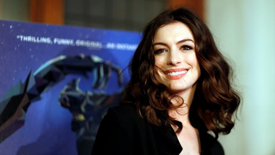 Anne Hathaway addressed comments about her weight gain in a Thursday Instagram post.