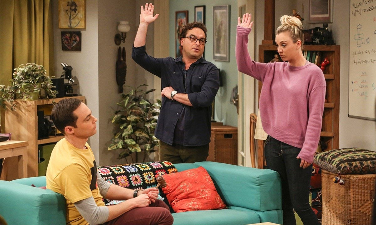 an examination of the big bang theory Watch the big bang theory every thursday stephen hawking corrects sheldon's math on 'the but an examination of the sewer pipes indicates that.